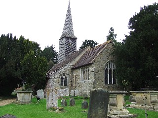 Photo of Crowhurst Church